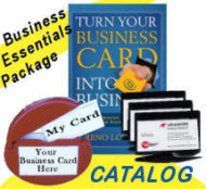 Visit our catalog of business card related products
